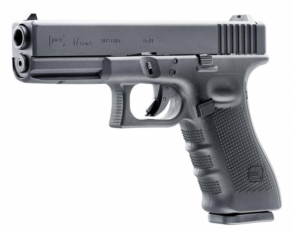 Glock Glock 17 Gen 4 GBB – 1,0 Joule – black