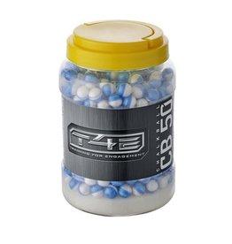 Umarex T4E CB 50 Kreidebälle 1,05 g - Kal. 50 - 2 x 250 Stück