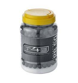 Umarex T4E RB 50 Black Rubber Balls 1,06 g - Kal. 50 - 500 Stück