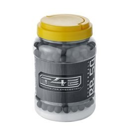 Umarex T4E RB 50 Black Rubber Balls 1,48 g - Cal. 50 - 500 pc