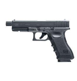Glock 17 Gen. 3 Co2 Kal. 4,5 mm (.177) BB / Diabolo mit SD-Gewinde