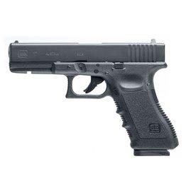 Glock 17 Gen. 3 Co2 Kal. 4,5 mm (.177) BB / Diabolo - schwarz
