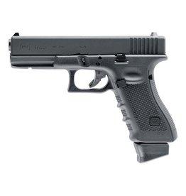 Glock 17  DX Co2 GBB– 1,0 Joule – schwarz inkl. Glock Waffenkoffer