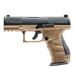 Walther PPQ M2 T4E Cal. 43 FDE Co2 RAM - Desert