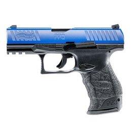 Walther PPQ M2 T4E Cal. 43 LE Co2 RAM - Blue