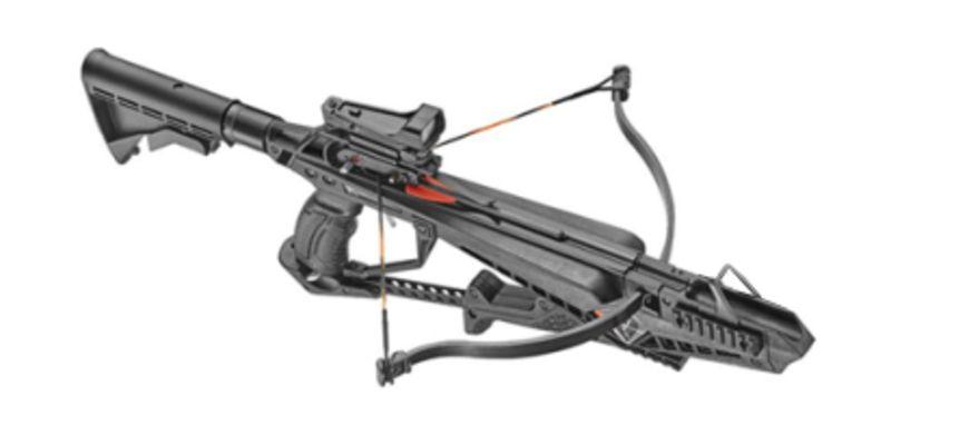 EK-Archery X-Bow Cobra Kit - recurved 90 lbs - taktisches Pistolenarmbrust Set