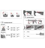 H&K VFC 417D GBBR 1,30 Joule - SemiOnly