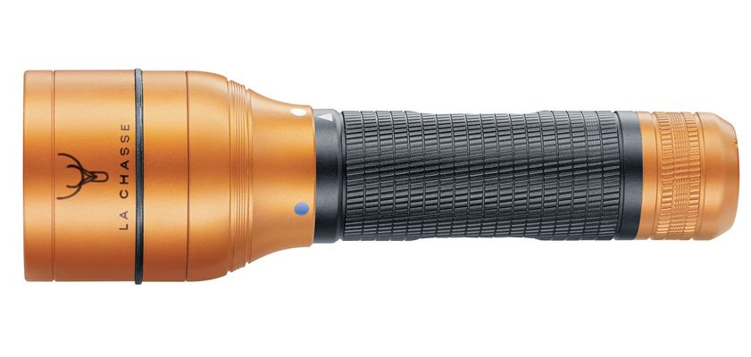 Walther La Chasse Pro Flashlight PL75 MC - Multicolor - 210 Lumen