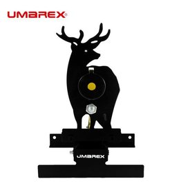 Umarex AirGun Drop Shot Target Motiv Hirsch