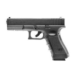 Glock 17 HME - Federdruck - 0,50 Joule - schwarz