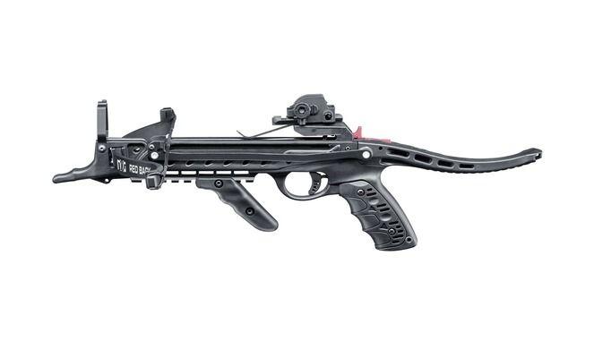 Pistol Crossbow Red Back - black