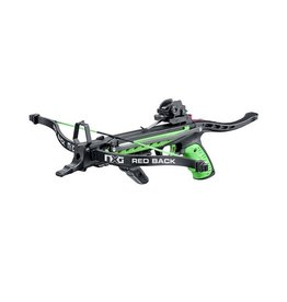 NXG Pistol Crossbow Red Back  - black/green