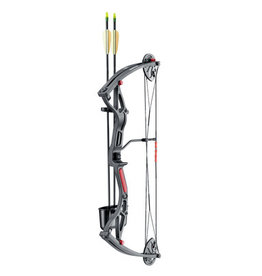 NXG Buster Compound Bow Set - black
