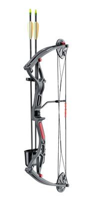 NXG Buster Compound Bow Set - black