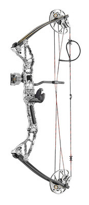 EK-Archery Rex Limbs Compound Bogen Set - Skull Camo