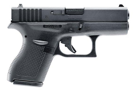 Glock 42 GBB – 1,0 Joule – schwarz