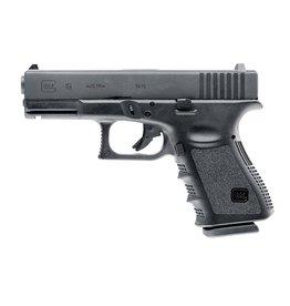 Glock 19 Gen. 3 GBB – 1,0 Joule – schwarz