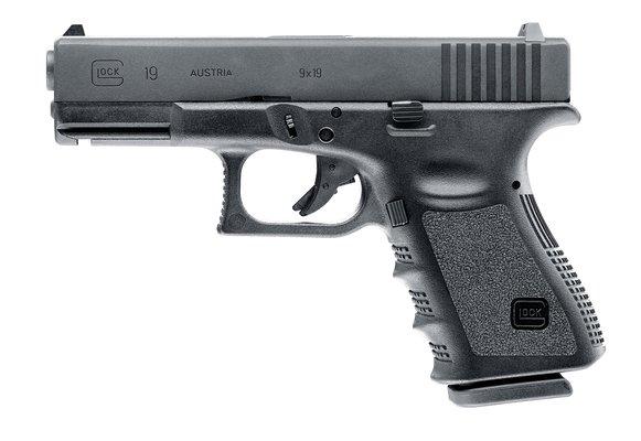 Glock 19 Gen. 3 GBB – 1,0 Joule – black