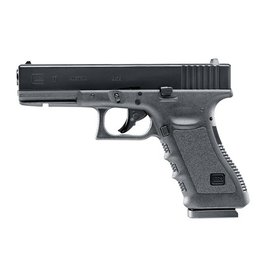 Glock 17 Gen. 3 Co2 GBB– 1,3 Joule – schwarz