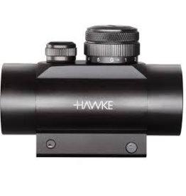 Hawke Green/Red Dot 1x30 for 9-11 mm Rail