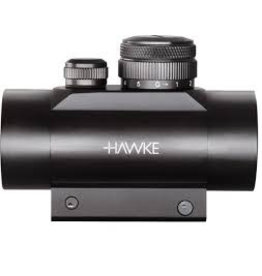 Hawke Green/Red Dot 1x30 für 9-11 mm Rail