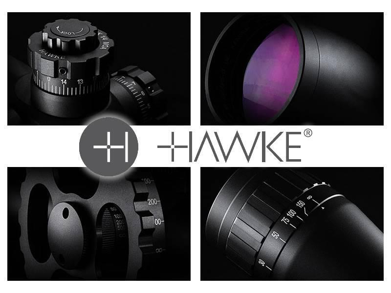 Hawke zielfernrohr airmax amx blacktac e store