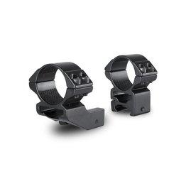 Hawke 30 mm Versatz ZF Match Montageringe für 22 mm Weaver