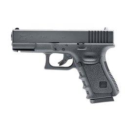 Glock 19 Co2 NBB Kal. 4,5 mm (.177) BB - schwarz