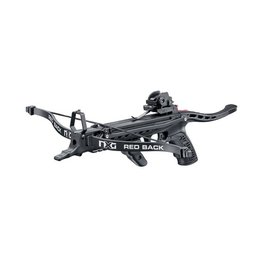NXG Pistol Crossbow Red Back Crossbow - black