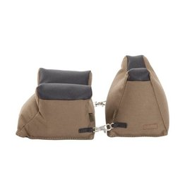 Allen Rifle rest - Shooting bag filled - 2 pieces - TAN