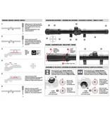 Umarex Zielfernrohr 4 x 15 - 11 mm Weaver/Picatinny