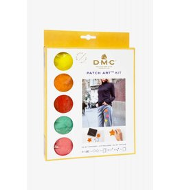 DMC Patch art kit hart & ster
