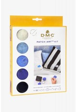 DMC Patch art kit Wolk & regen