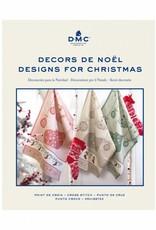 DMC Kruissteek patronen voor kerst