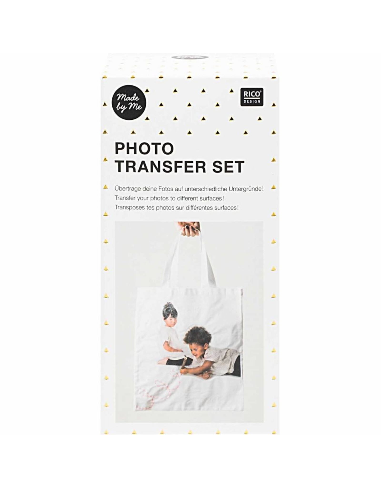 Rico Design Foto transfer set