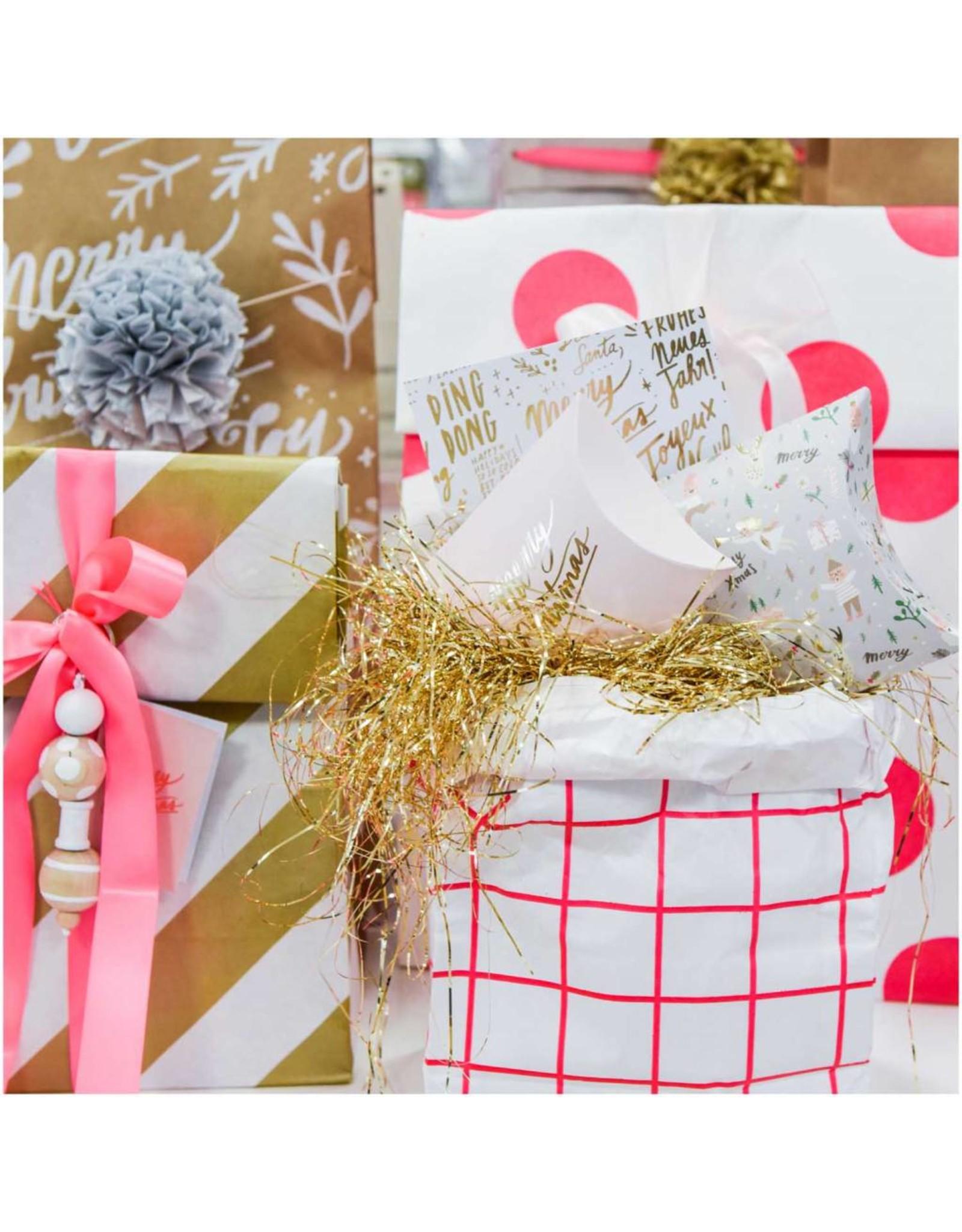 Rico Design Geschenk dozen  set jolly christmas