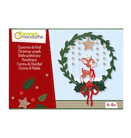 Avenue Mandarine Creative box Kerstkrans