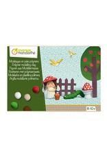 Avenue Mandarine Creatieve box Boetseren met polymeerpasta