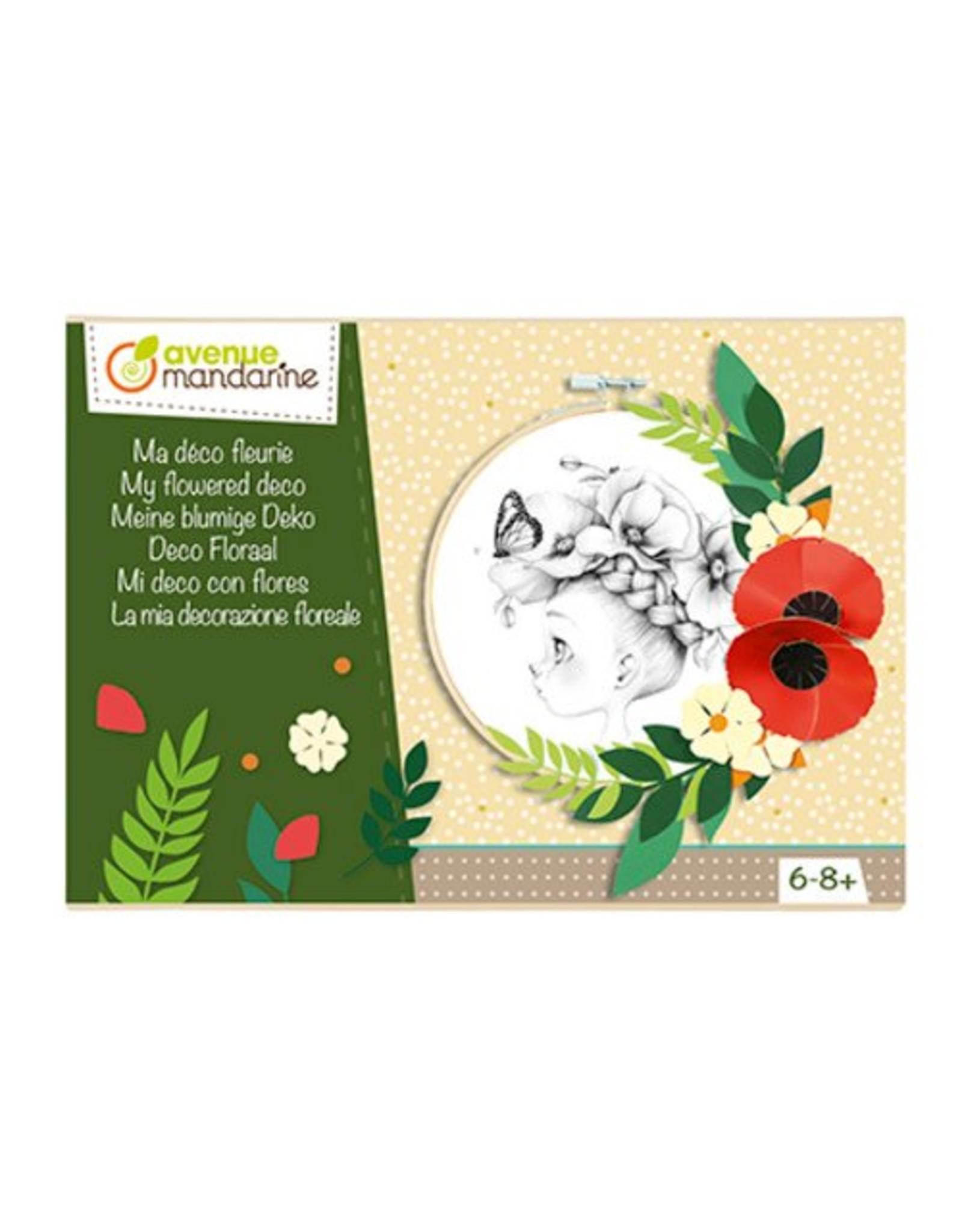 Avenue Mandarine Creatieve box deco floraal