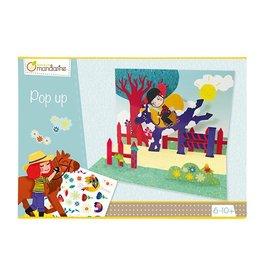 Avenue Mandarine Creatieve box pop up