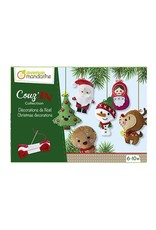 Avenue Mandarine Creatieve box kerstdecoratie