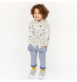 Katia L1 - Patroon Shirt met lange mouwen