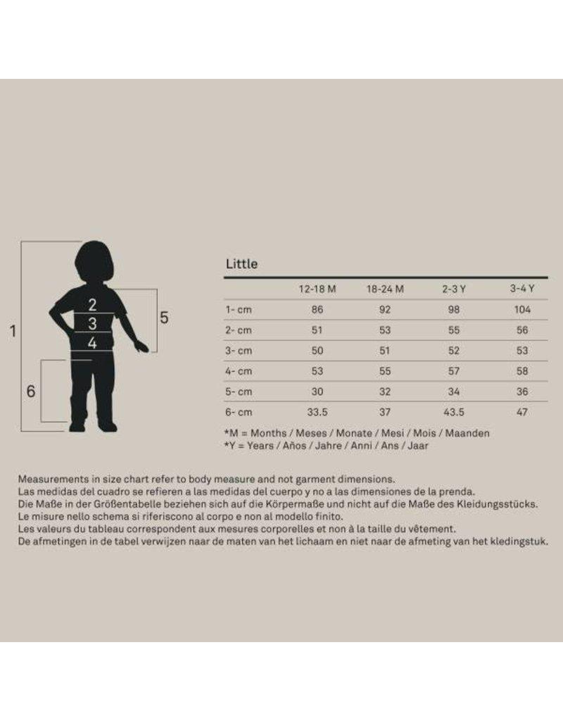 Katia L2 - Patroon Broekpakje en losse kraag