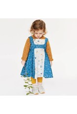 Katia L4 - Patroon Overgooier jurk