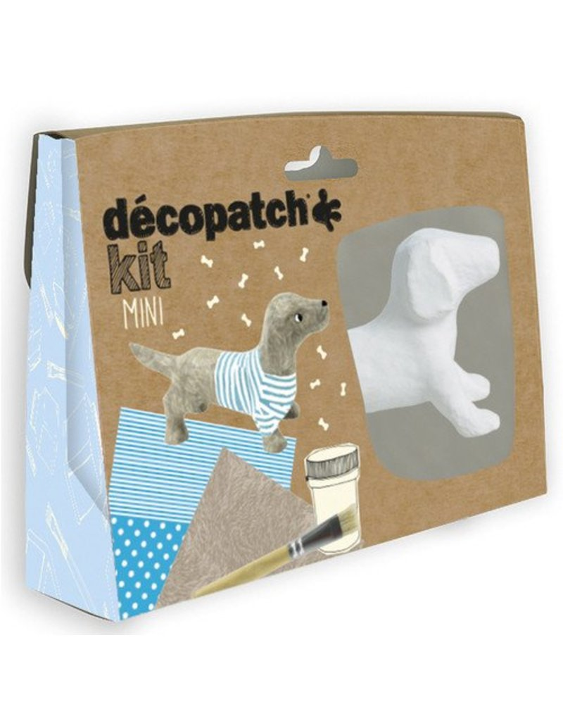 Decopatch Mini kit Teckel décopatch