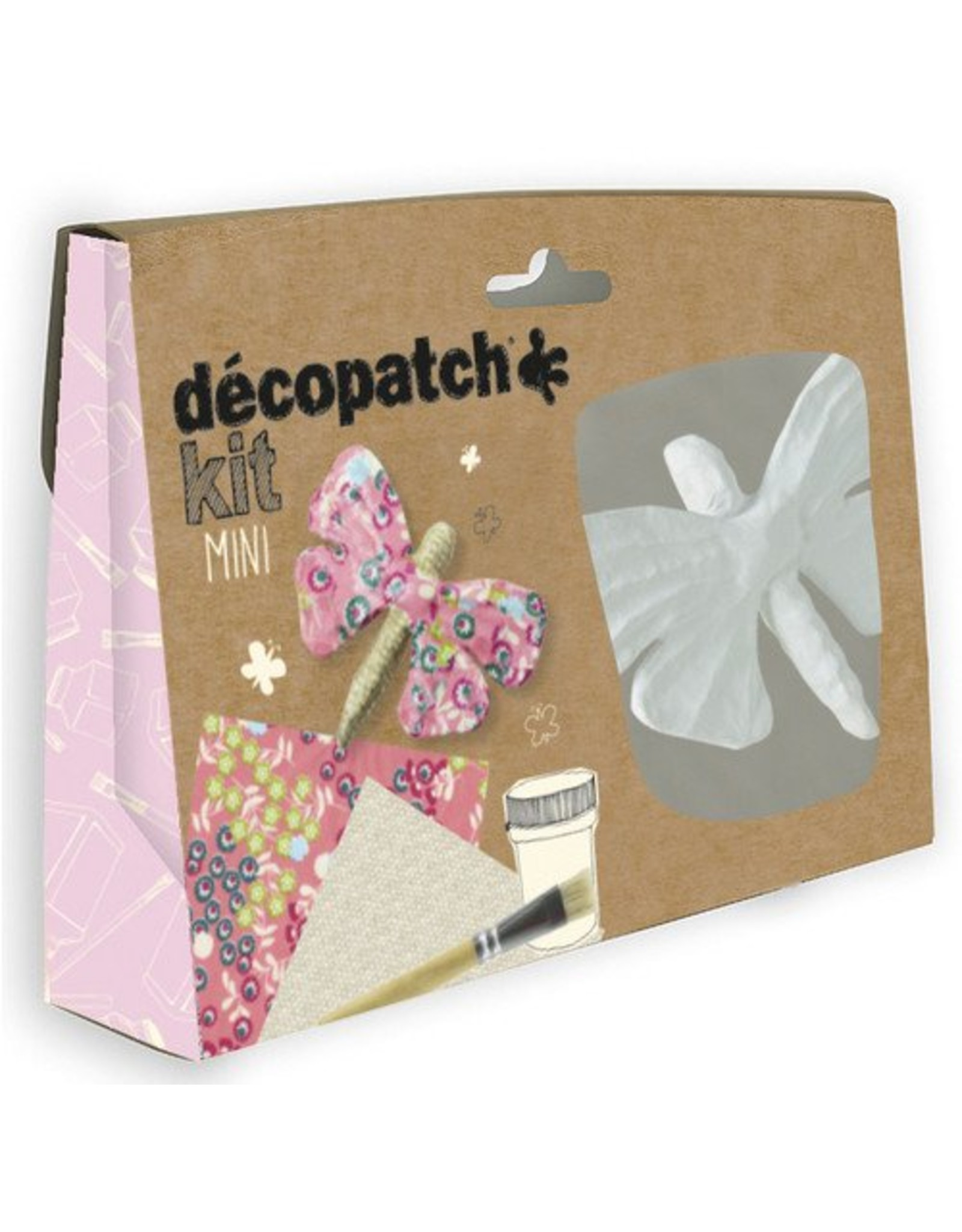 Decopatch Mini kit Vlinder décopatch