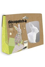 Decopatch Mini kit konijn décopatch