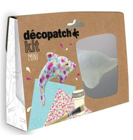 Decopatch Mini kit dolfijn décopatch