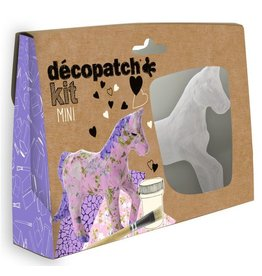 Decopatch Mini kit paard décopatch