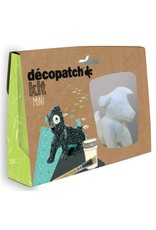 Decopatch Mini kit hond décopatch